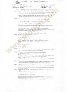 Code 807 Course Basic Econometric