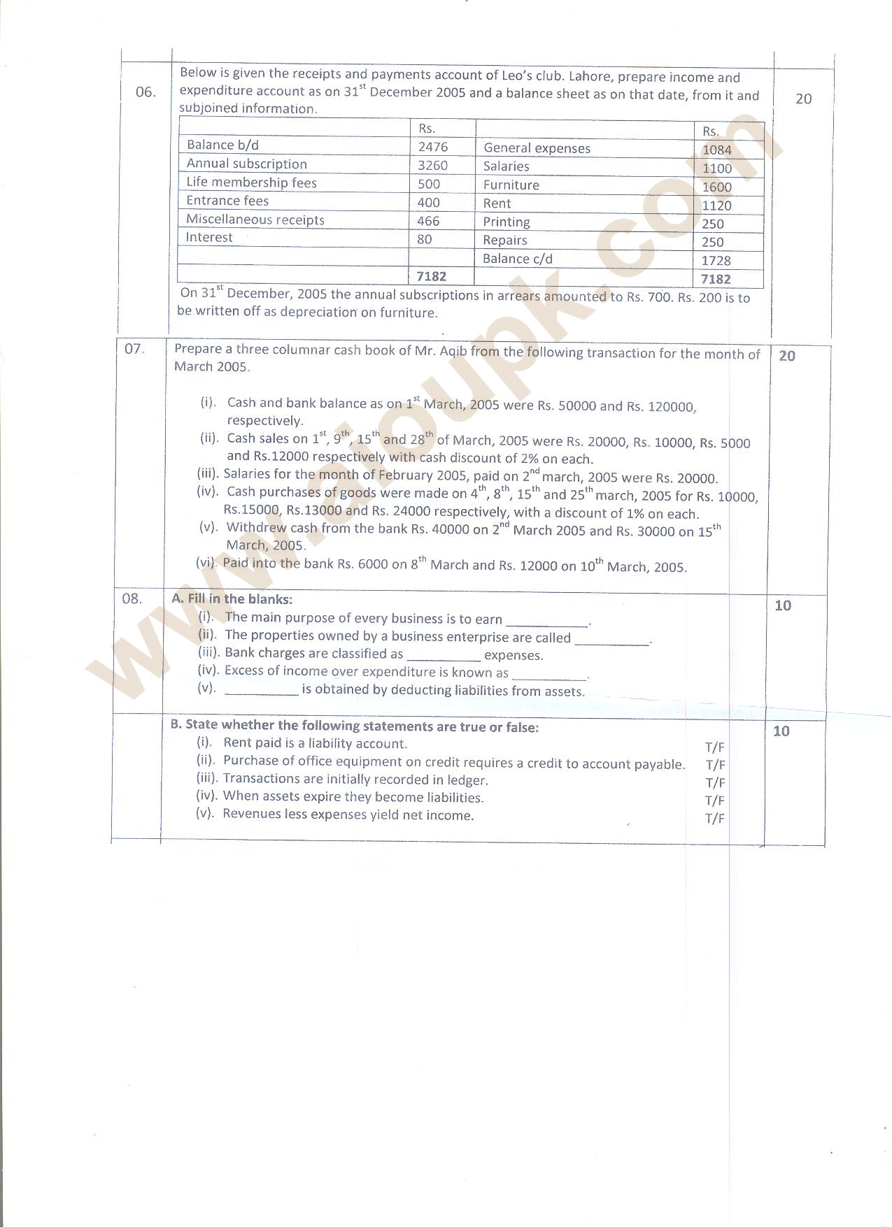 principles of accounts past paper 2013 cxc past papers accounts answerespdf free download here cxc csec principles of accounts exam may/june 2013 .