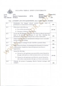 Banking and Finance Code no. 8570 MBA