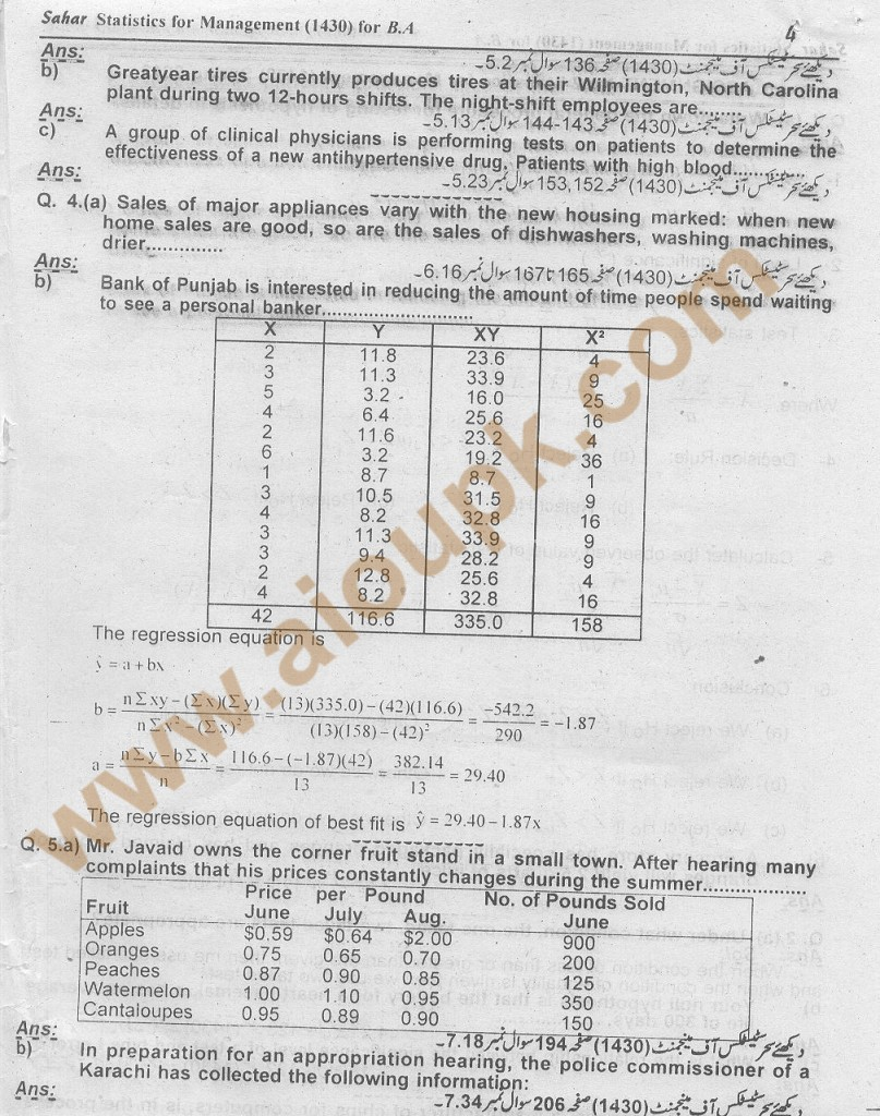 aiou-solved-assignmet-1430-p4