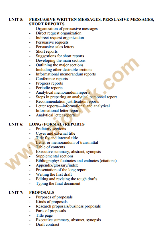 136 - Business Communication Course Outlines 3