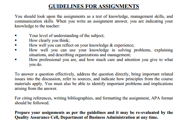 185 - Macro Economics Assignment Guidlines 3