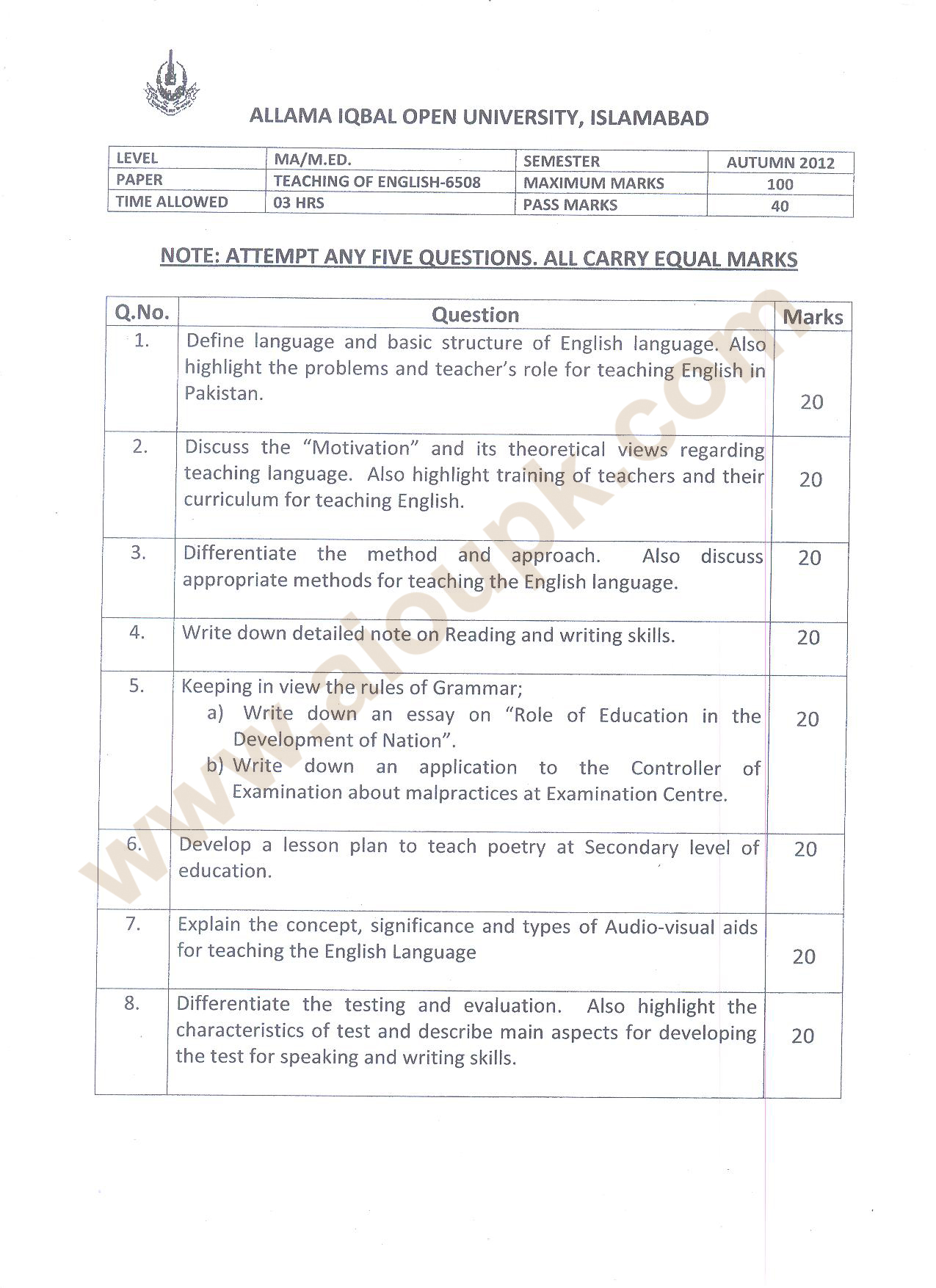 paper of english functional english solved papers b com part crossing simplon pass wordsworth analysis essay