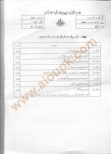Code 4629 AIOU Old Paper Fiqh-ul-Sunnah (Ibadat)