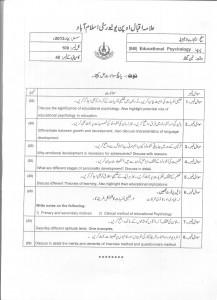 Educational Psychology Code 840 Spring 2013