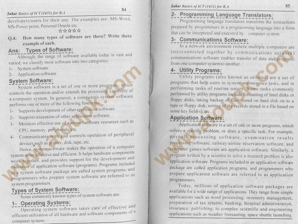 q1-a- AIOU Assignment-Code 1431-answers 2014
